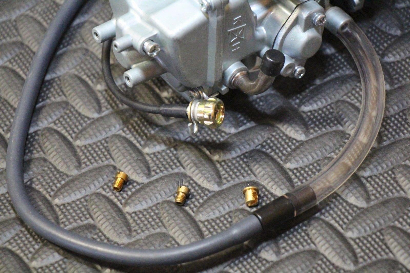 NEW Raptor 350 2004-2013 carburetor carb ATV ship from Michigan KFX400 2003-2007 by vitos performance (Image #6)