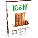 Kashi, Breakfast Cereal, Cinnamon French Toast, Non-GMO Project Verified, 10 Oz Box