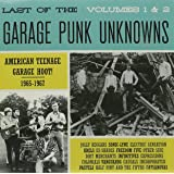 Last of the Garage Punk 1 & 2 [Import allemand]