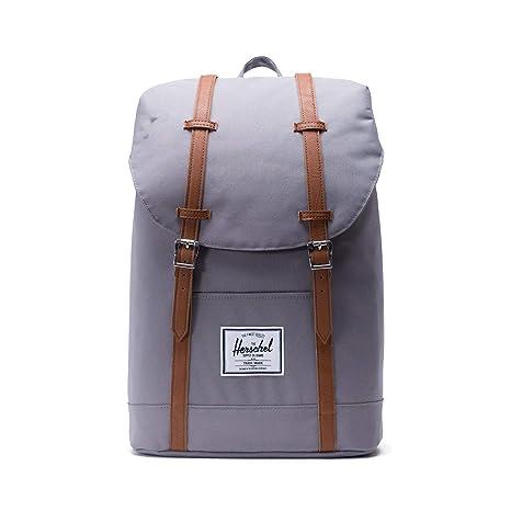 2d3862abdd4 Herschel Supply Co. Retreat, Grey, One Size: Amazon.ca: Luggage & Bags