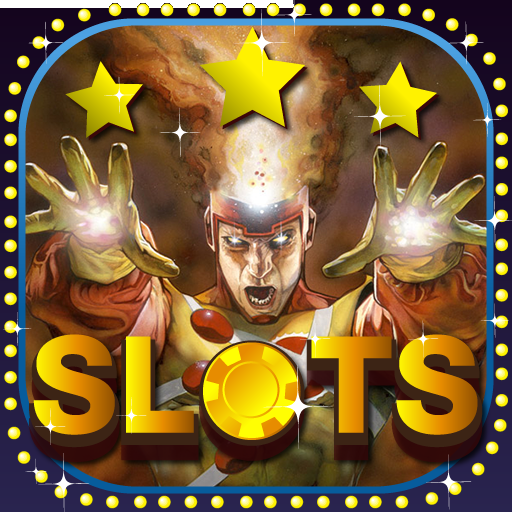 Antique Slots : Firestorm Wheel Edition - Free 777 Slot Machines Pokies Game For Kindle With Daily Big Win Bonus Spins. - Antique Racers