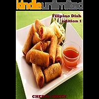 Filipino Dish Recipes: Filipino Food Cookbook