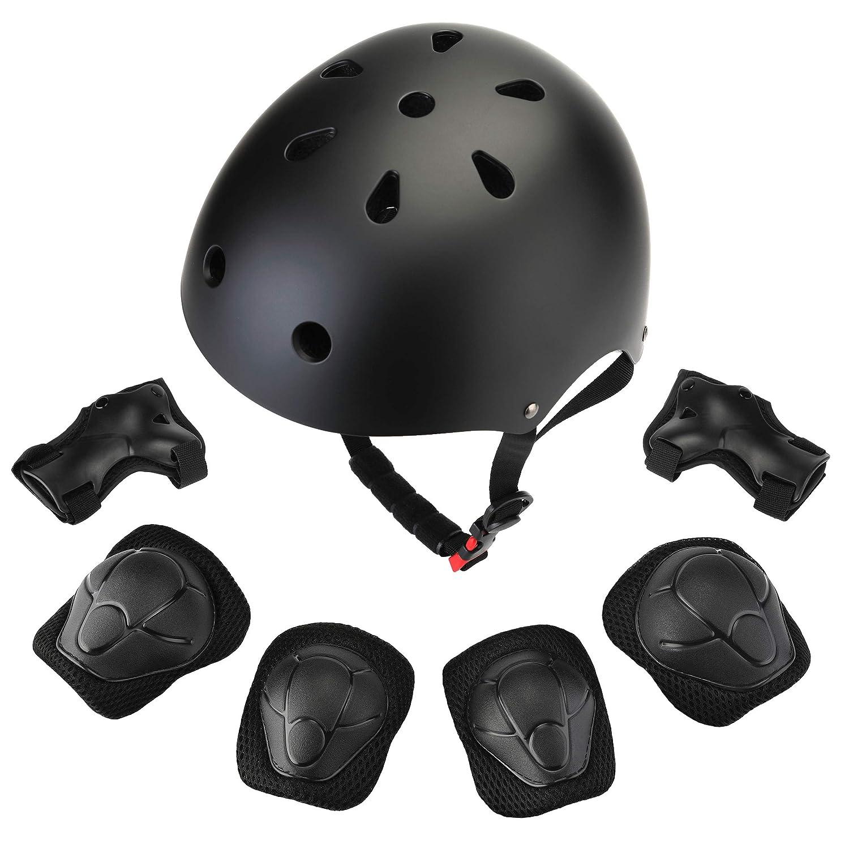 Amazon Com Dostar Kids 7pcs Adjustable Protective Gear Set