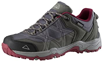Mckinley Multi-Schuh Kona Ii Aqx M Anthra/lime - 45 Ss2r3