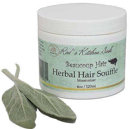 Beaucoup Hair Herbal Hair Souffle Moisturizer