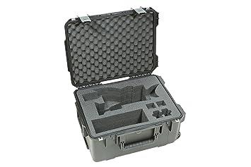 SKB iSeries - Caja de transporte para cámara Sony FDR-AX1/PXW-Z100, gris: Amazon.es: Instrumentos musicales