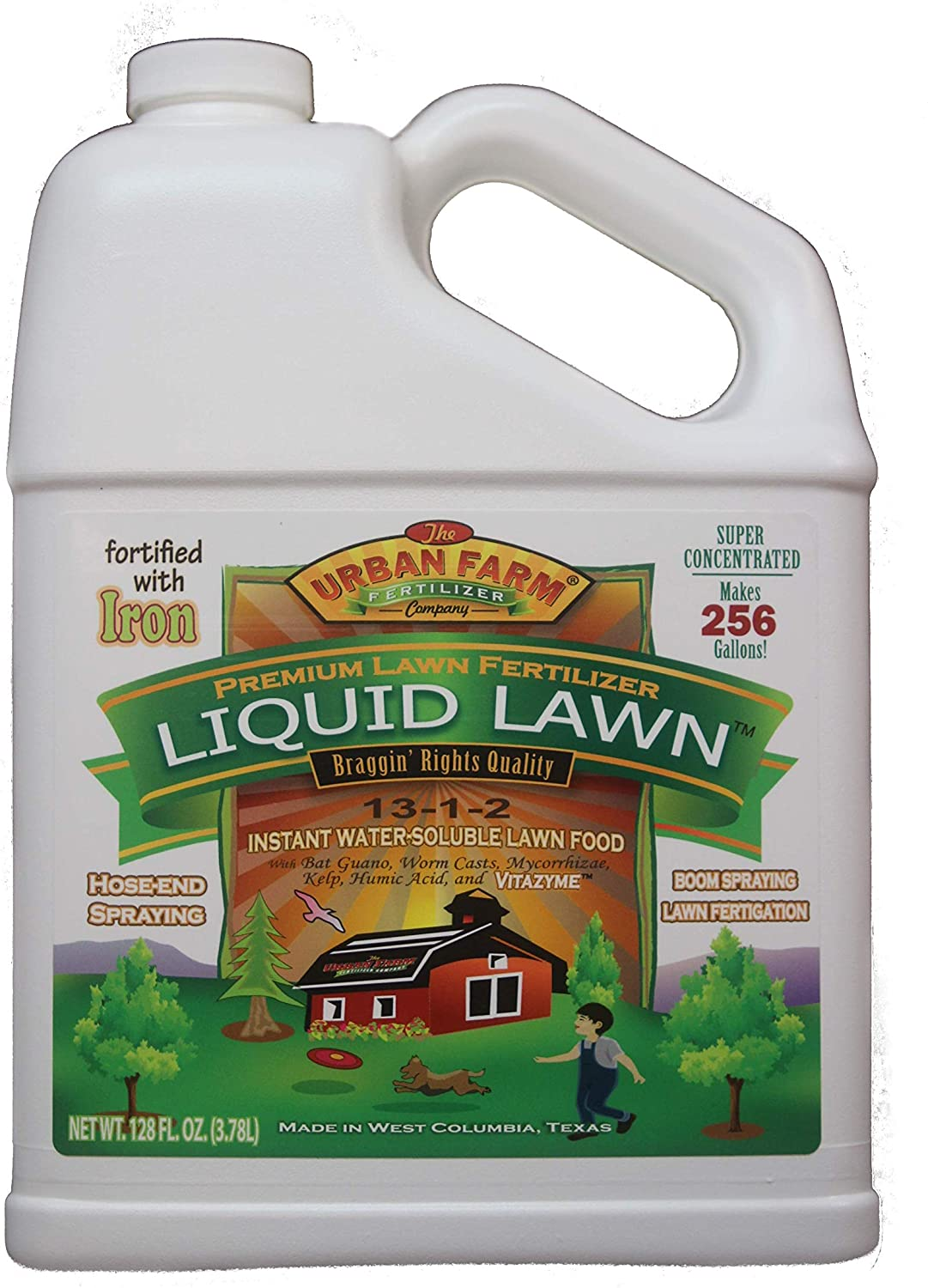Urban Farm Fertilizers Liquid Fertilizer for St Augustine Grass