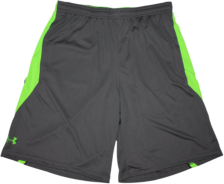 Herren-Multiplikator 10 Shorts (XX-Large, Grau (045))