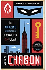 The Amazing Adventures of Kavalier & Clay (with bonus content): A Novel Kindle Edition