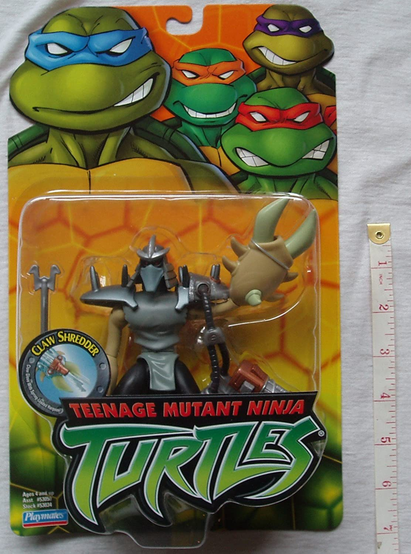 2004 Claw Shredder Teenage Mutant Ninja Turtles: Amazon.es ...