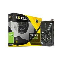 Zotac NVIDIA GeForce GTX 1060 6 GB Mini GDDR5 Graphics Card - Black