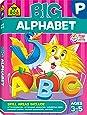 Big Alphabet Workbook (Big Get Ready Workbook)