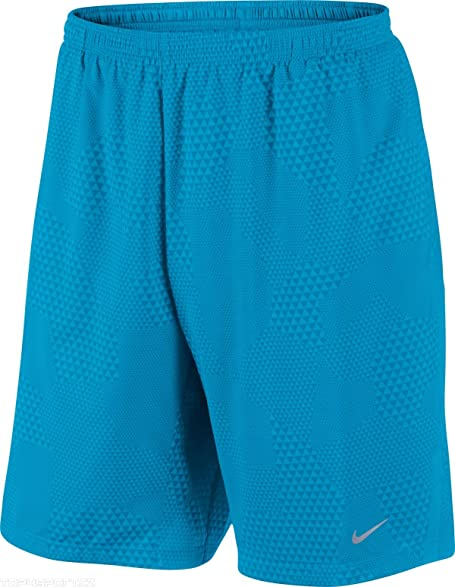 Mens Nike Dri-Fit Lined Running Shorts Teal 613999-415 Size 2XL