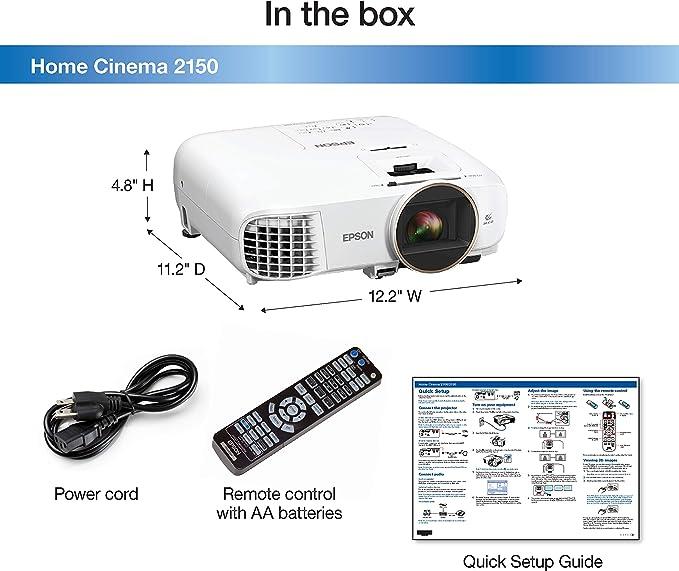 Epson HC2150 extensión de la garantía: Amazon.es: Electrónica
