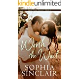 Worth the Wait: A smart and steamy enemies-to-lovers, single mom romance. (Small-Town Secrets Book 1)