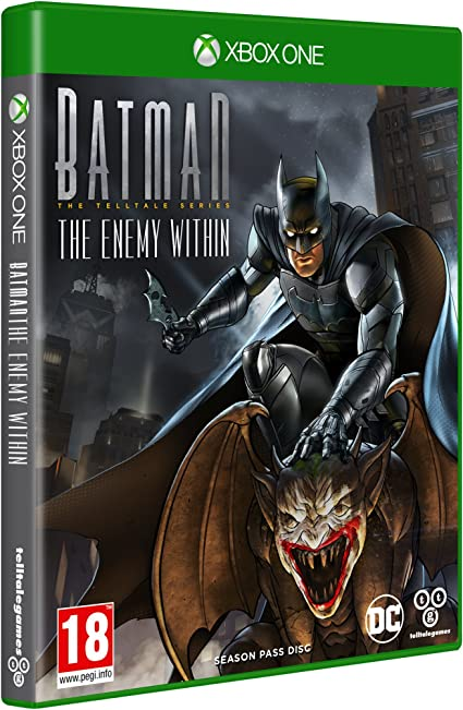 Telltale - Batman: The Enemy Within - Xbox One [Importación ...