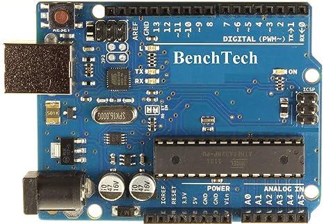 Amazon.com: benchtech Caja para Arduino UNO Junta de ...