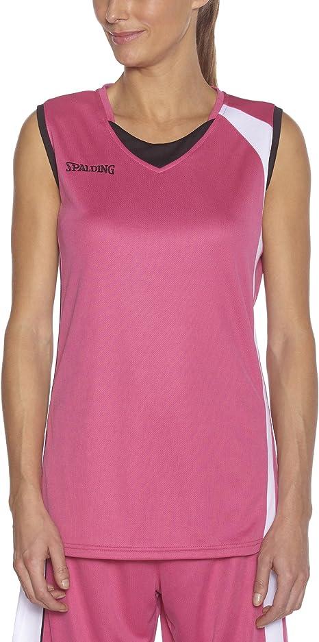 Spalding - Camiseta de Baloncesto para Mujer: Amazon.es: Ropa y accesorios