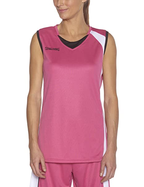 Spalding - Camiseta de Baloncesto para Mujer: Amazon.es: Ropa y ...