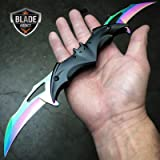 DARK KNIGHT G'STORE BATMAN SPRING ASSISTED DUAL BLADE TACTICAL FOLDING KNIFE
