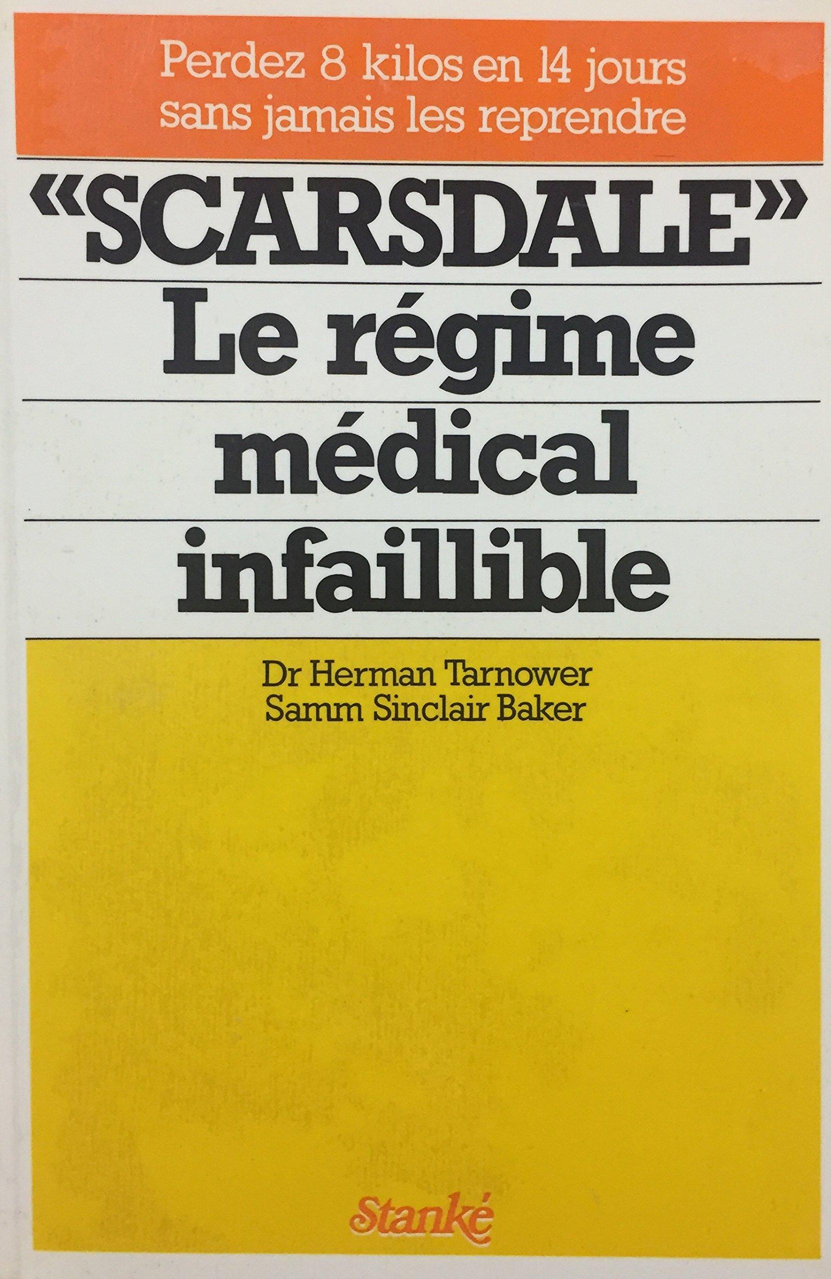 régime scarsdale