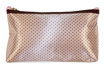 2b074bb4998b Amazon.com   Polka Dot Makeup Bag   Beauty