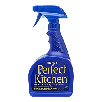 Hope's Perfect Kitchen Cabinet Cleaner