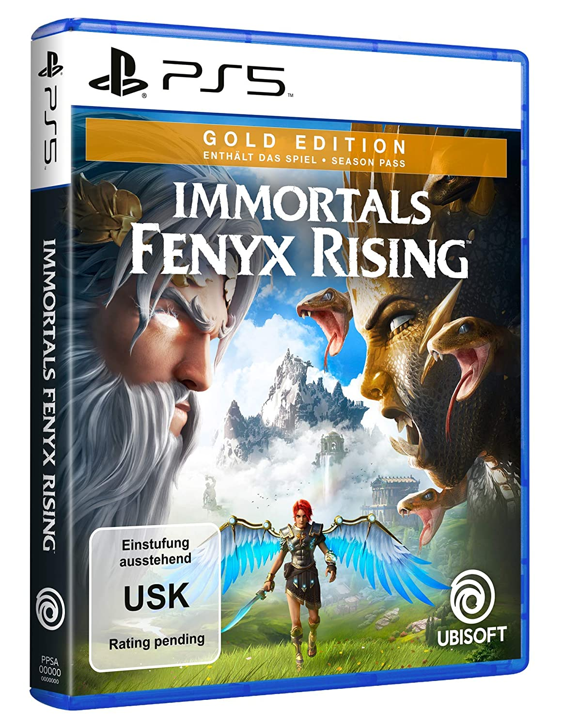 Immortals Fenyx Rising Gold Edition PS5