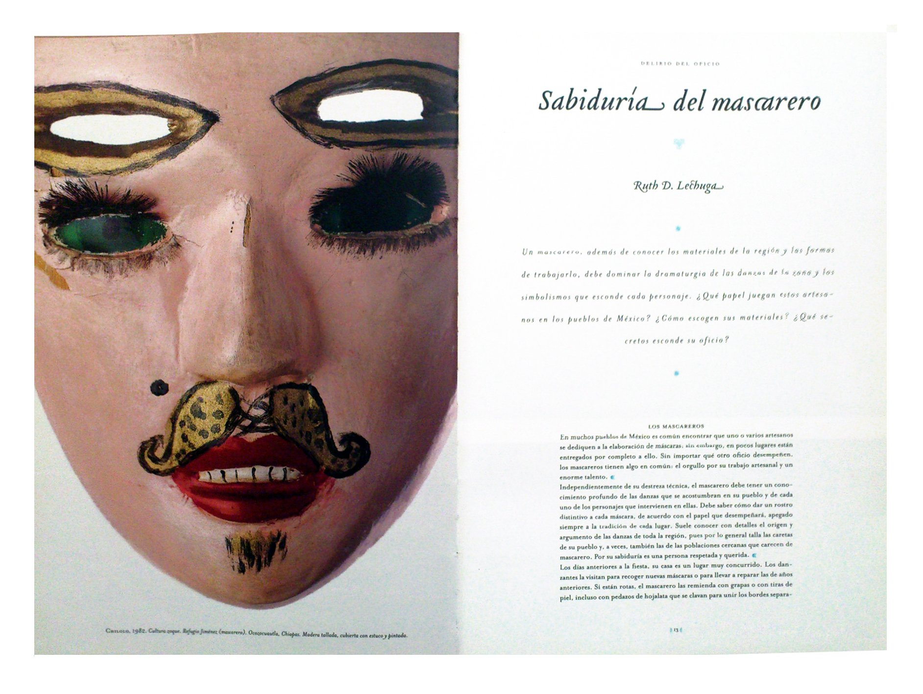 Artes de Mexico # 77. Mascaras de carnaval / Carnival Masks (Spanish and English Edition): Artes de Mexico: 9789706831446: Amazon.com: Books