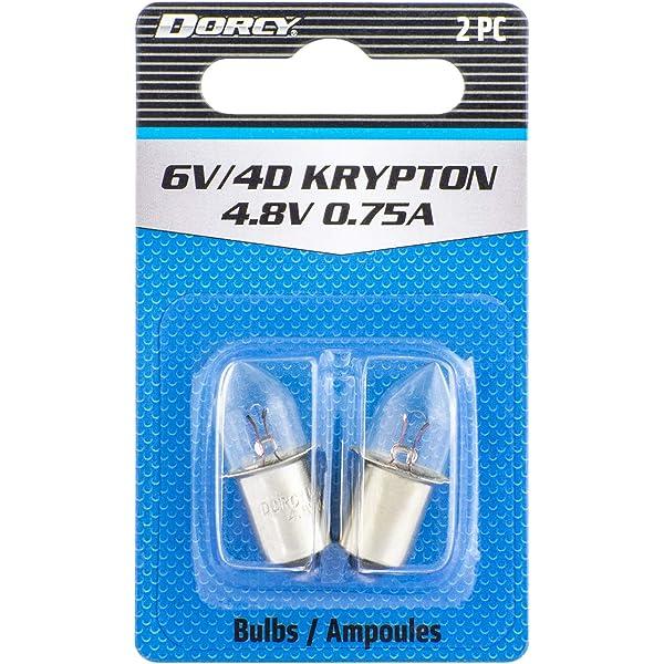 Nite Ize DEL Upgrade Combo II DEL Lampe de poche Ampoule PIN//Plug-In base