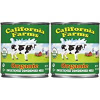 Santini Foods Organic Condensed Milk - Sweetened - 14 oz - 2 pk