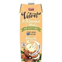 UFC Velvet Almond Milk Unsweetened, 1L