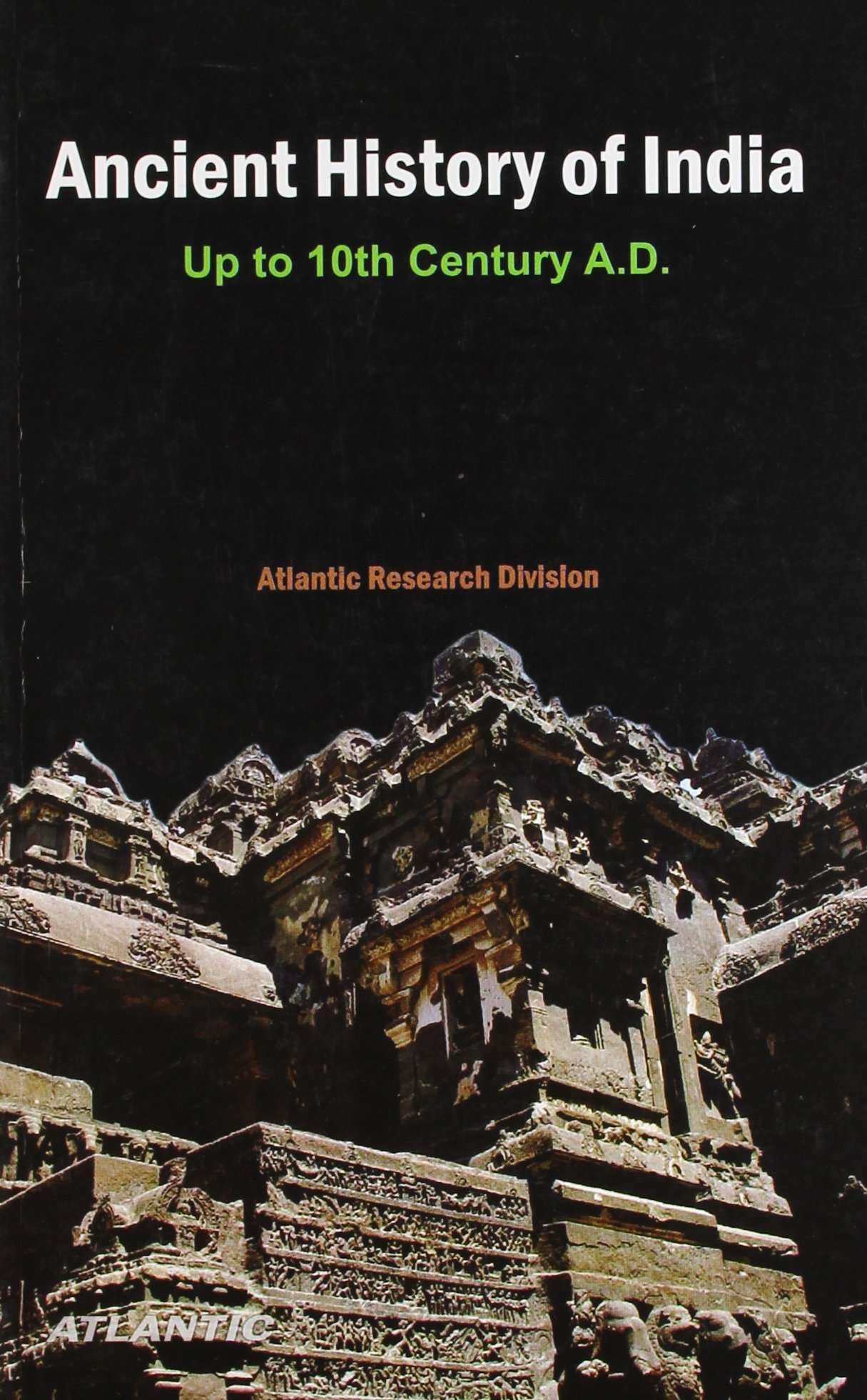 Ancient History of India Up to 10th Century A.D. PDF