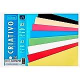 Caderno Colado Criativo A3 Académie 32 Folhas, Tilibra, 147362 - 1 un