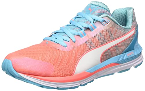 Puma Damen Speed 600 Ignite 2 Outdoor Fitnessschuhe Orange