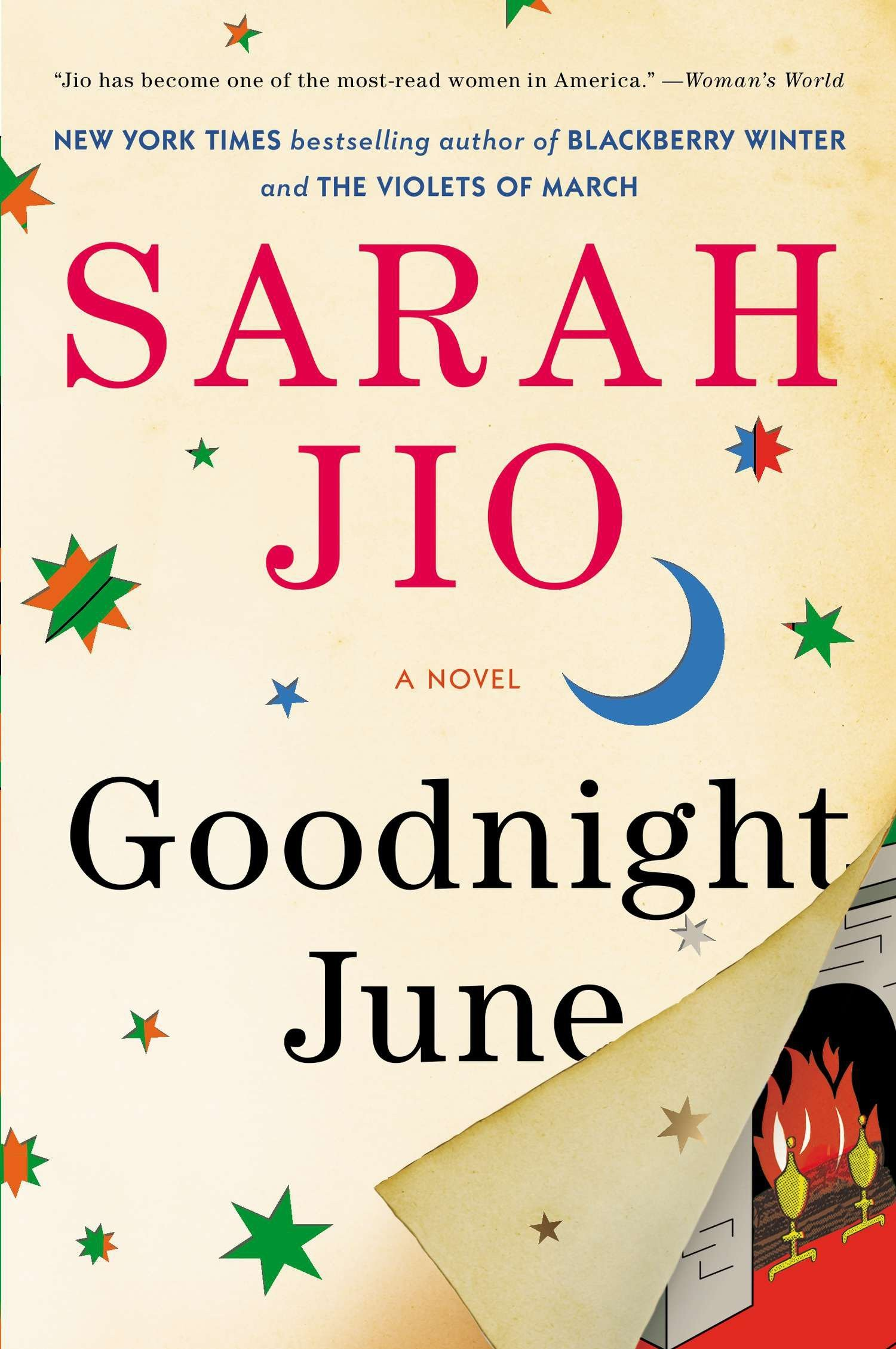 Image result for goodnight june by sarah jio