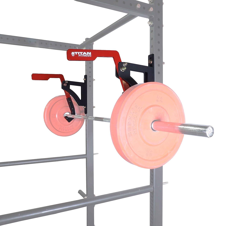 Titan Bolt-on monolift Rack fijación para cable de estante, T-3 Bolt On: Amazon.es: Deportes y aire libre