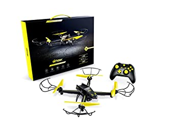 Airhawk M 13 Predator Drone With HD Camera Yellow