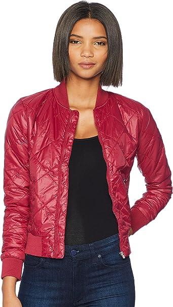 Amazon.com: Romeo & Juliet Couture - Chaqueta acolchada para ...