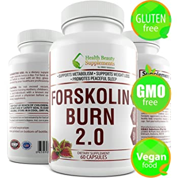 amazon com pure forskolin extract for weight loss metabolism