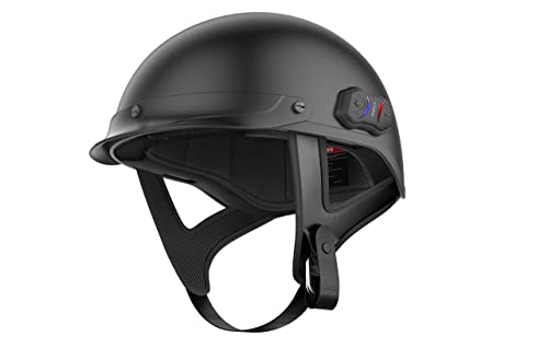Sena CAVALRY-CL-MB-M Matt Black Medium Bluetooth