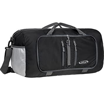 Amazon.com: G4Free Foldable Travel Duffle Bag Lightweight 22 Inch ...