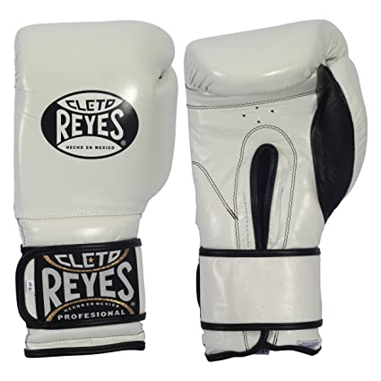 0582a1a9bfe Image Unavailable. Image not available for. Color  Cleto Reyes Hook and  Loop Boxing Training Gloves
