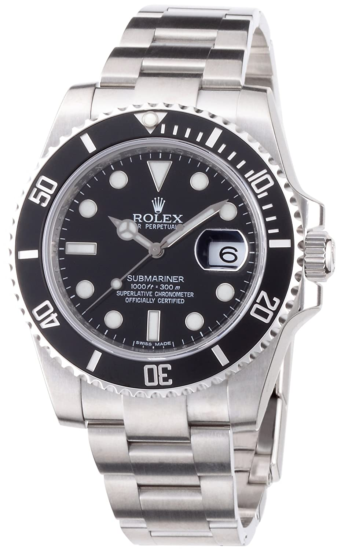 50万円以上で購入できるおすすめダイバーズウォッチ Rolex(ロレックス) サブマリーナ 116610