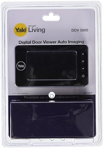 Yale 45 – 4500 – 1440 – 00 – 60 – 01 Mirilla Digital 4500 Memory