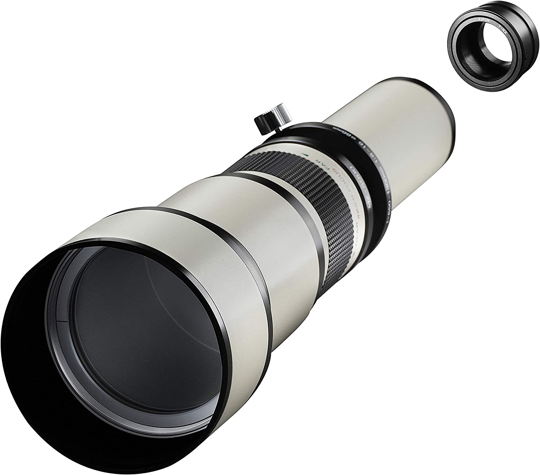 Samyang Mf 650 1300mm F8 0 16 0 Dslr Samsung Nx Dslr Kamera