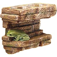 Zilla Rock Feeding Ledge Verrical Decor