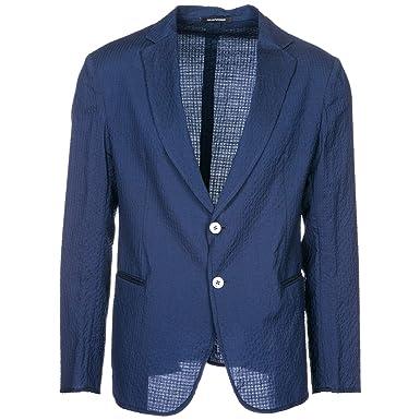 712dc005f861 Emporio Armani Veste Homme blu 50 EU  Amazon.fr  Vêtements et accessoires