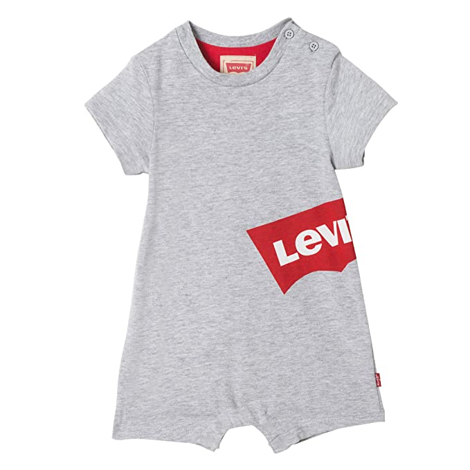 2a5015e77280 Levi s Kids Baby Boys  Nn33004 22 All in One Shortie Clothing Set