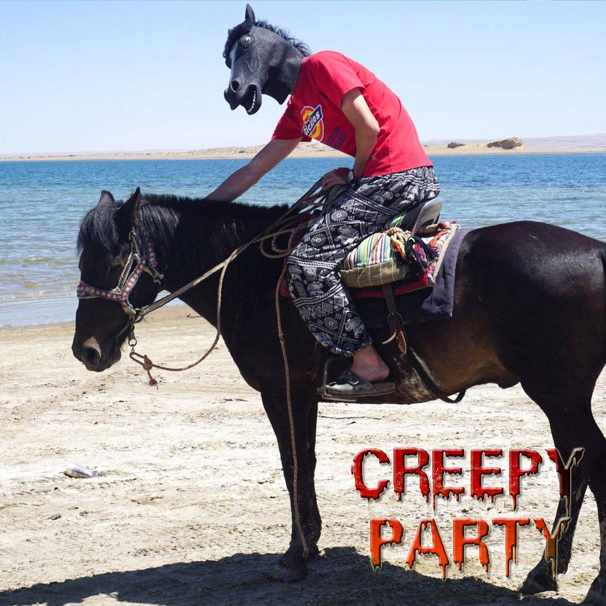 Amazon.com: CreepyParty Deluxe Novelty Halloween Costume Party ...